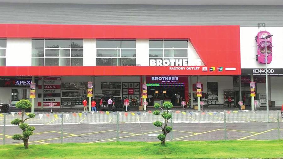Usj 1 brothers mall
