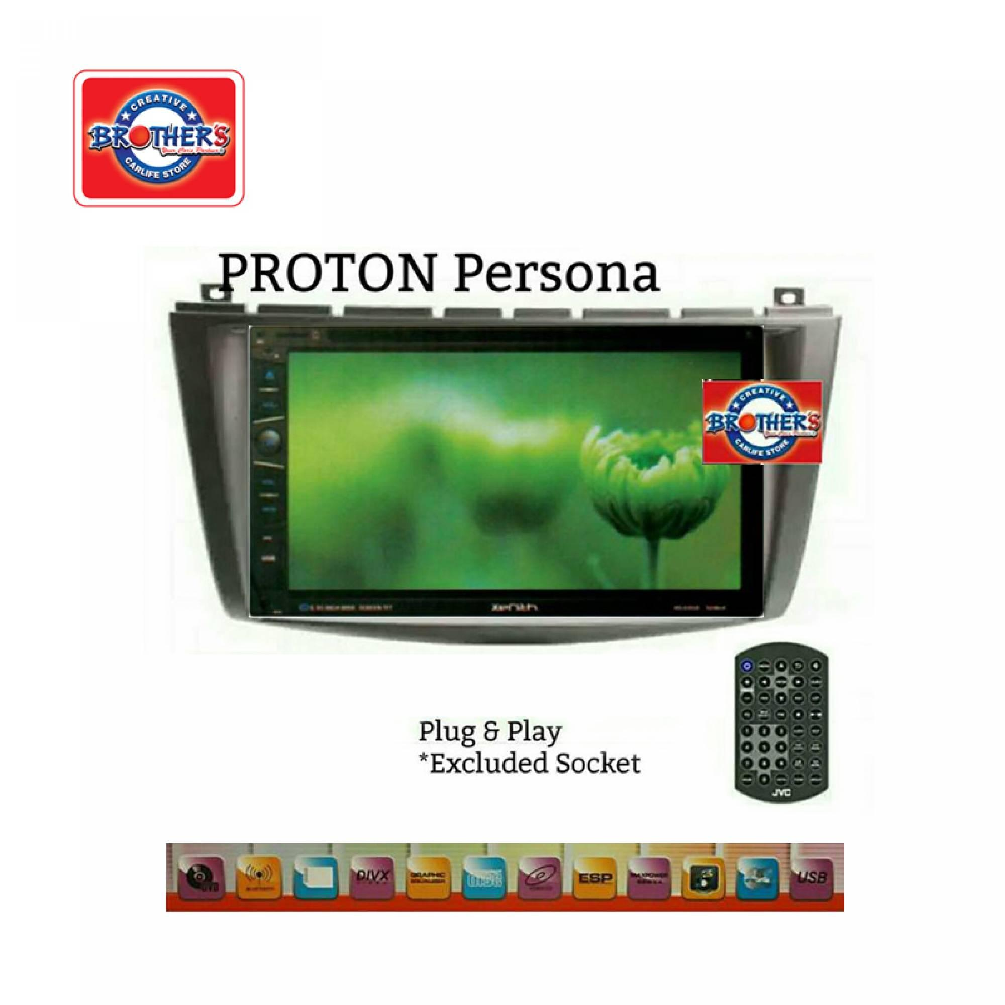 PROTON PERSONA CASING + XENITH PLAYER PLUG   PLAY  0c33193c11d