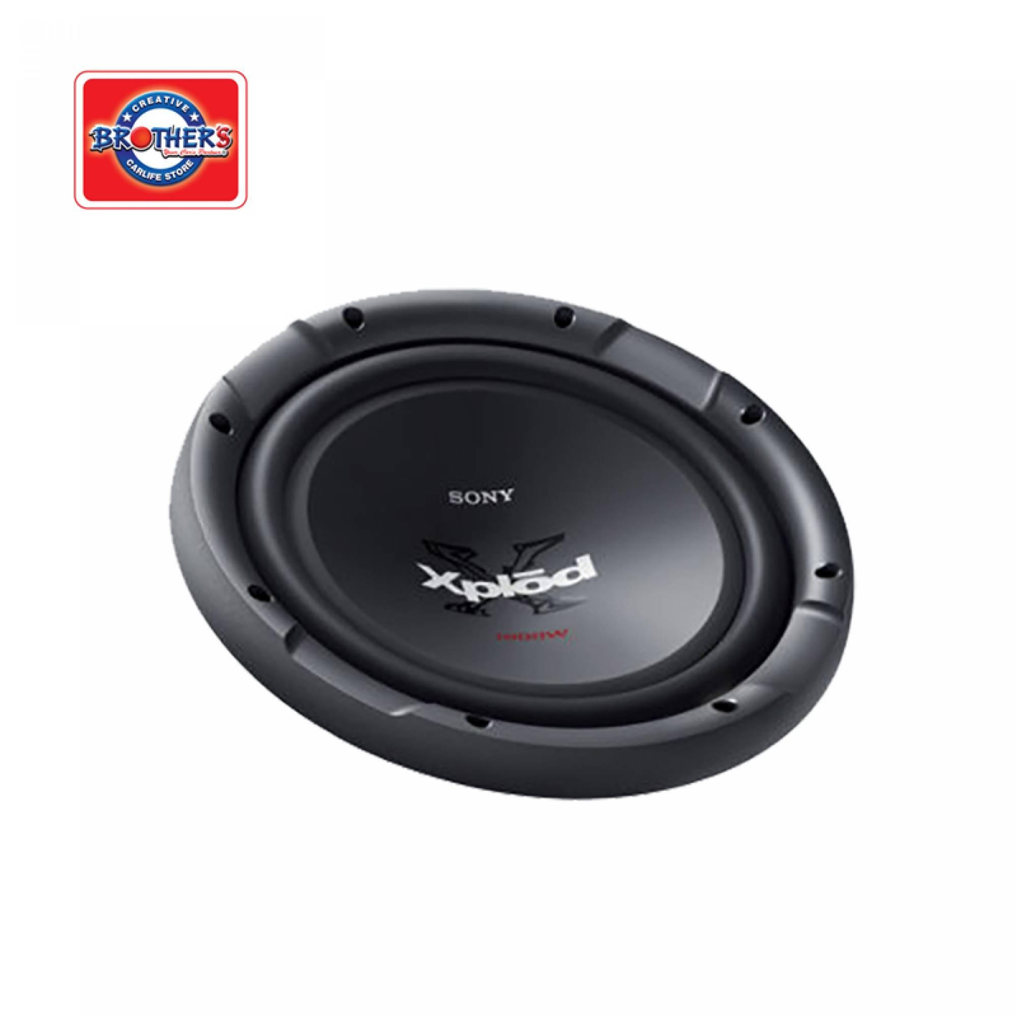 Speaker Woofer Brothers Factory Outlet M Sdn Bhd Online Kit Power Subwoofer Aktif Sony Xs Nw1201 12